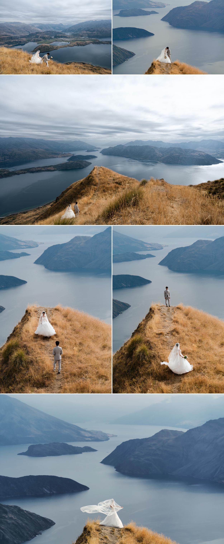 coromandel peak wedding photography