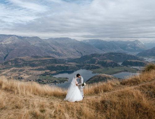 Harumi + Masaaki / Post-Wedding / Coromandel Peak Photo Shoot