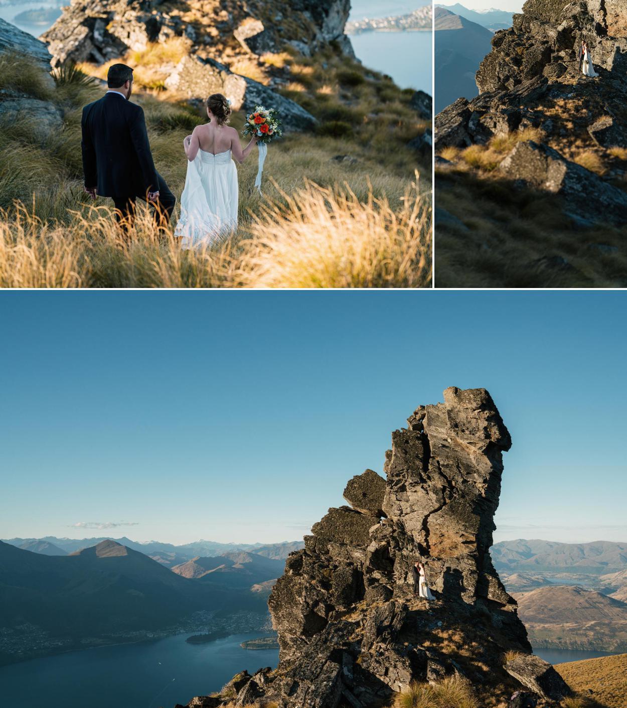 mountain wedding planner new zealand