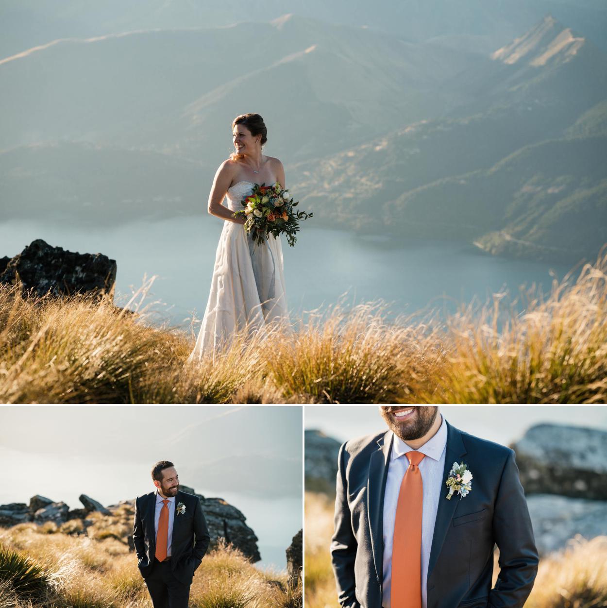 sunset heli wedding video vy Sunshine Weddings