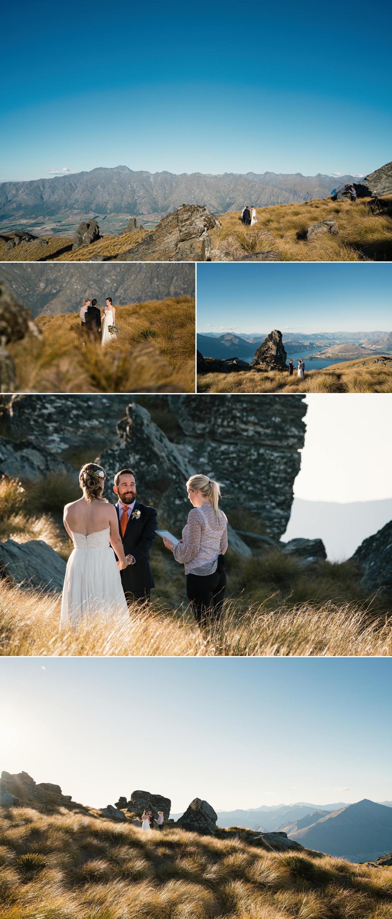 heli wedding photographer Queenstown