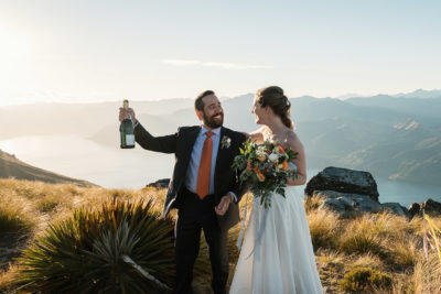 cecil peak elopement wedding planner