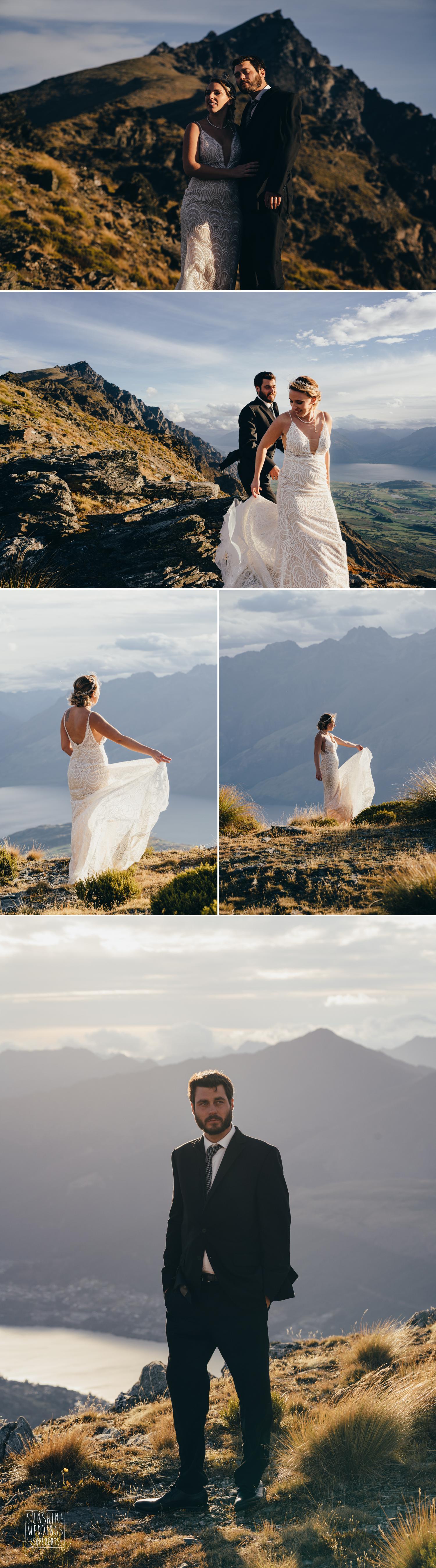 Desitnation elopement New Zealand