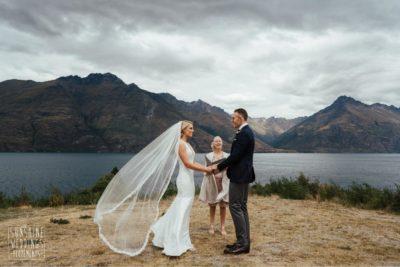 Wedding ceremony 5 mile delta
