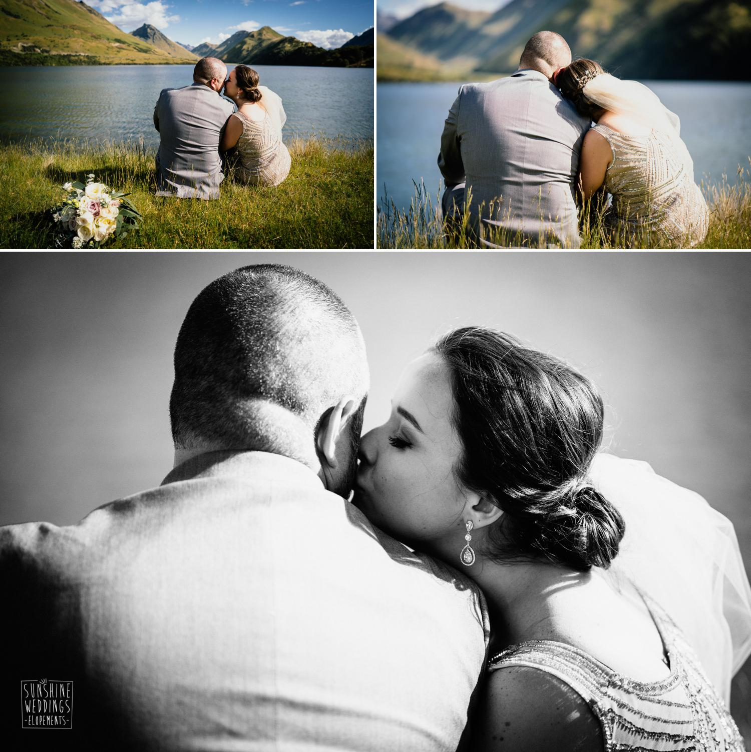 Queenstown elopement wedding photographer