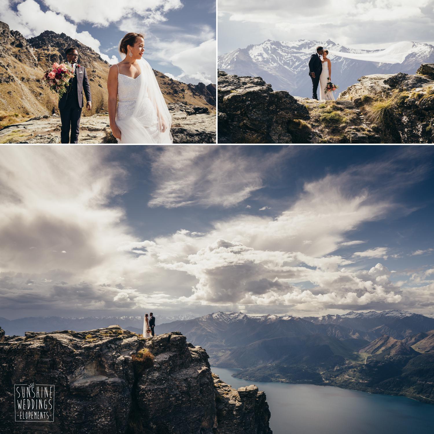 Cecil Peak Lake Wakatipu