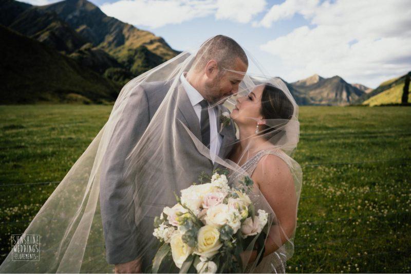 Moke Lake Elopement Wedding