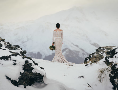 Gemma + Guy / Secret Queenstown Elopement Wedding
